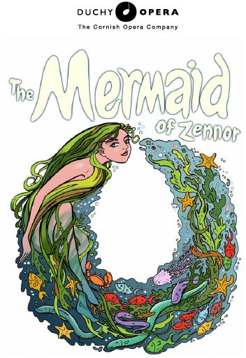 Mermaid ofZennor poster