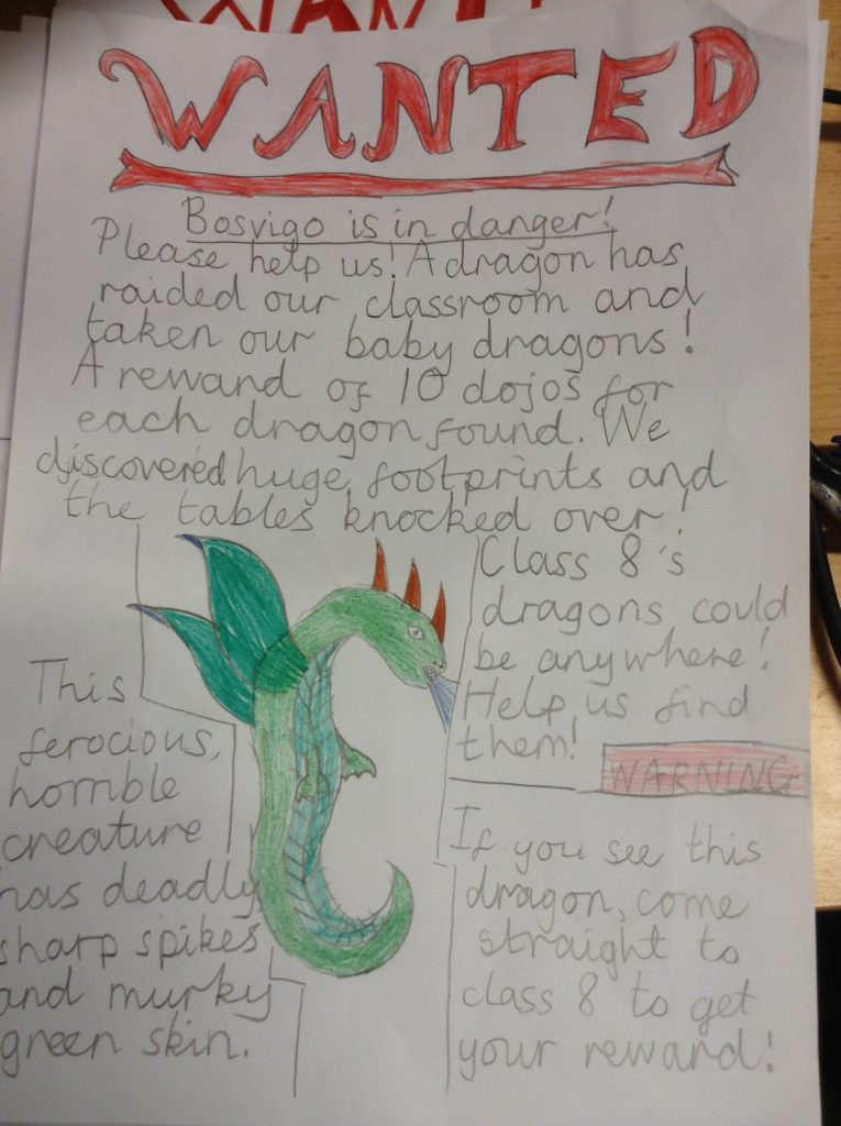Can you find our baby dragons? | The Bosvigo School Blog